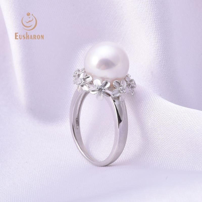 flower edison pearl ring wholesale