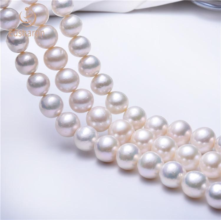 big cultured pearl strands wholesale