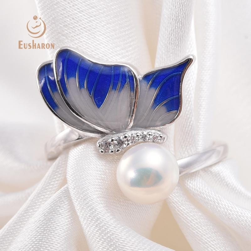adjustable butterfly ring wholesale