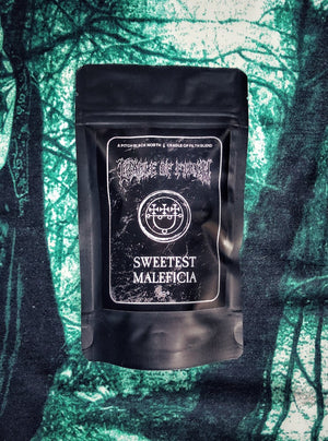 Sweetest Maleficia - Cradle Of Filth - Blueberry Vanilla English Breakfast