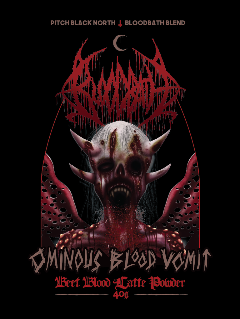 Bloodbath - Ominious Blood Vomit