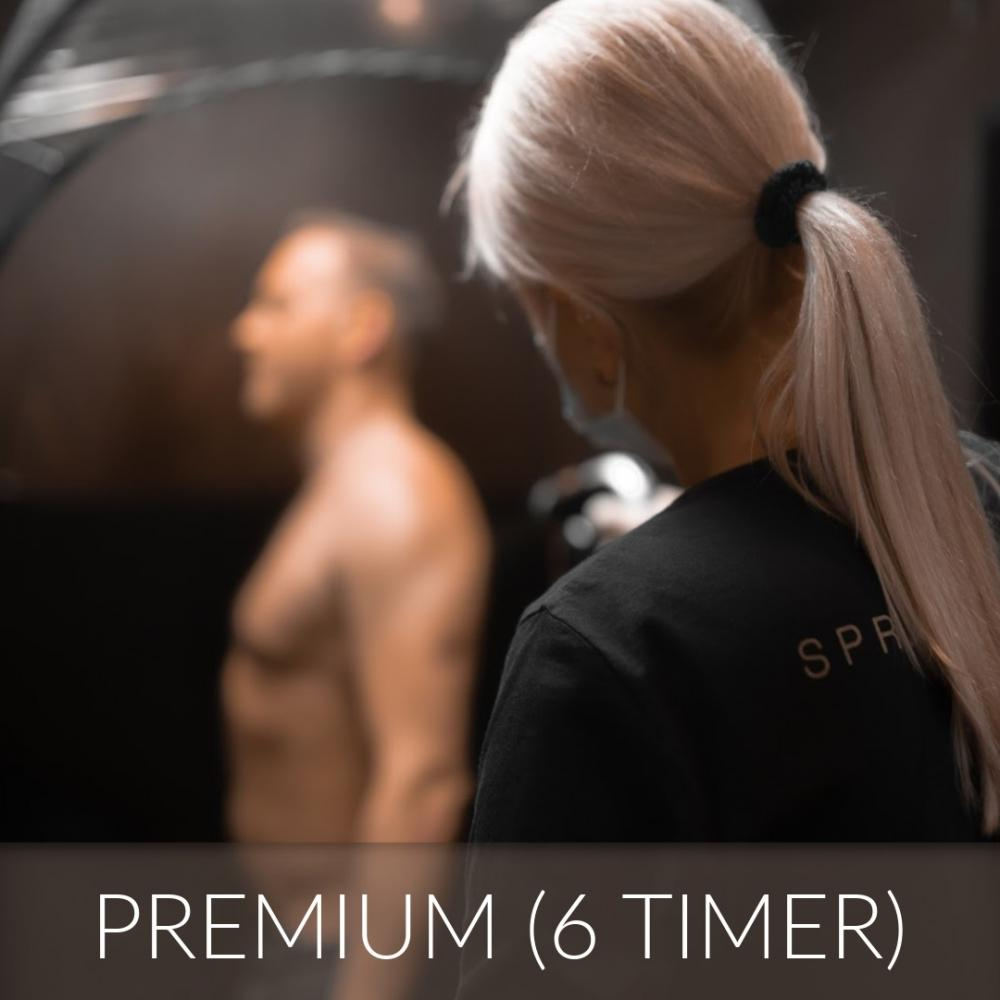 BEGINNER COURSE IN SPRAYTAN (6 HOURS) - PREMIUM