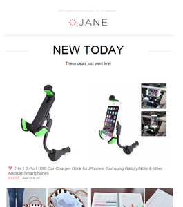 MaximalPower is on Jane.com!