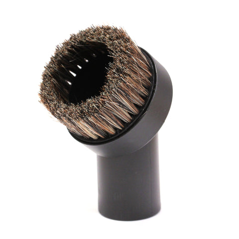 "Round Vacuum Cleaner Attachment Dusting Brush Tool Replacement 1.25"" 1-1/4"" 32mm"