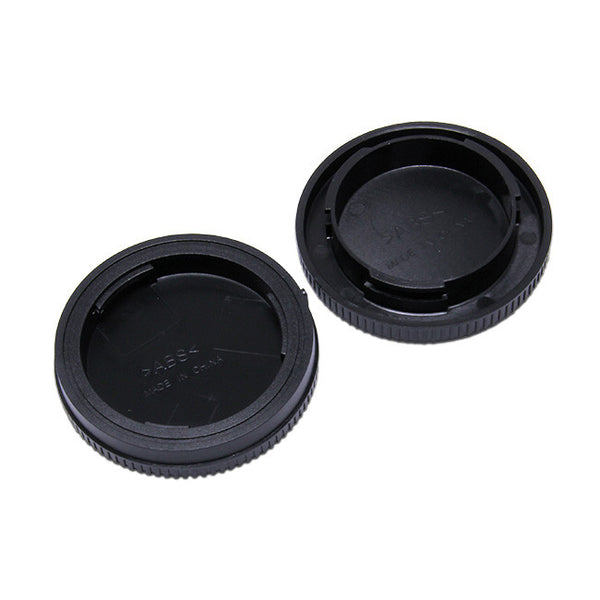 E-MountRear & Body Lens Caps For SONY NEX Cameras