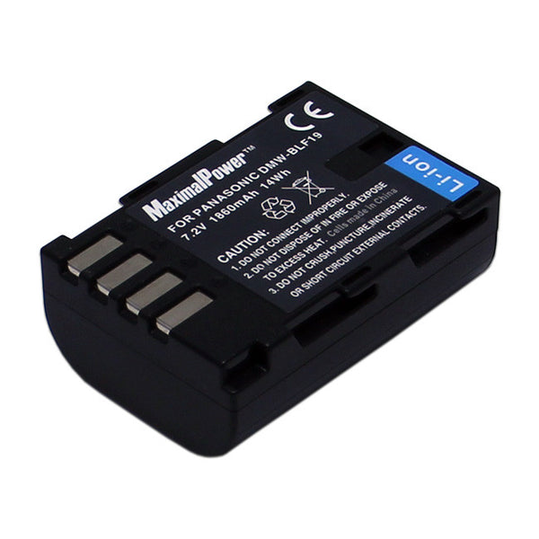 Camera Battery for PANASONIC DMW-BLF19 DMW-BLF19E