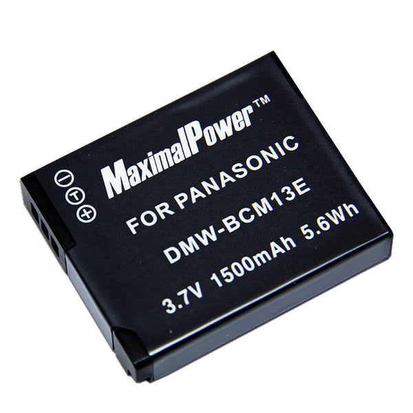Camera Battery for PANASONIC  DMW-BCM13E