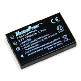 Replacement Battery for Fuji NP-60 Camera (DB FUJ NP60)