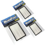 MaximalPower Replacement Vacuum Filter for Kenmore Vacuum Filter Progressive Canister Upright # 20-86889 86889 & 53295