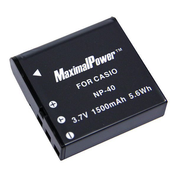 Camera Battery For CASIO NP-40 NP40