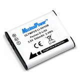 MaximalPower Camera Battery For Olympus Li-50B Battery DLI92 Stylus 1010 1020 Pentax RICOH