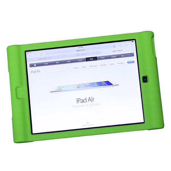 Shock Impact Proof Silicone Cover Case  for APPLE iPad 5 iPad Air