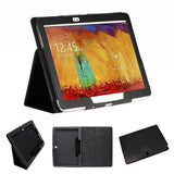 Leather Folio Cover Case Stand For SAMSUNG GALAXY NOTE 10.1 2014 Edition