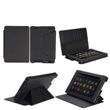 PU Leather Folding Folio Stand Case For Kindle Fire HD7 2nd Generation