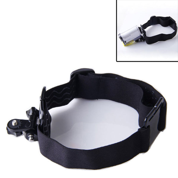 Head Strap Mount for Sony Action Cam HDR-AS100V 30V 15V AEE