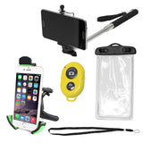 Smartphone Essentials Combo with FREE Bluetooth Shutter