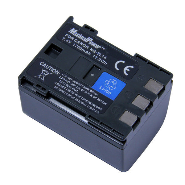 Camera Battery For CANON NB-2L14 BP-2L14