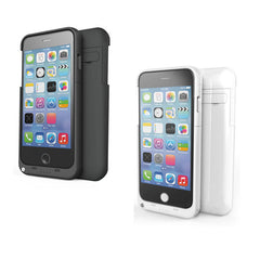 External Power Bank Cover Case with Kickstand for iPhone 6