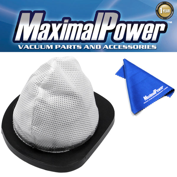 MaximalPower Replacement Filter Bissell 203-7423 / 38B1 Vacuum 3-in-1 Stick Vac 38B11 38B12