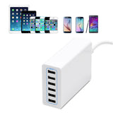 MaximalPower 6-Ports 51W 10A USB Desktop Power Adapter