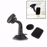 Universal Quick-Snap Magnet Car Mount Holder for iPhone Samsung LG and other Smartphones