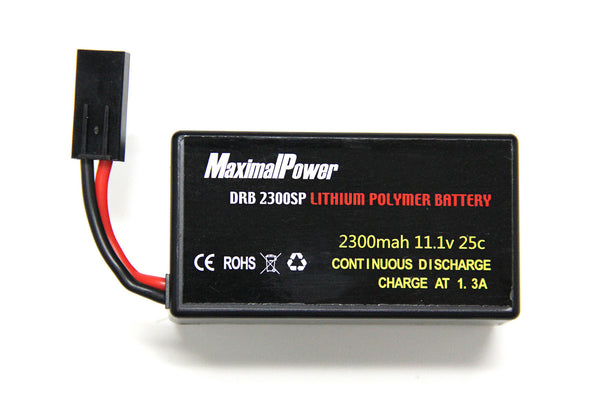 2300mAh HIGH CAPACITY LiPo Battery For PARROT AR.DRONE 2.0 & POWER EDITION