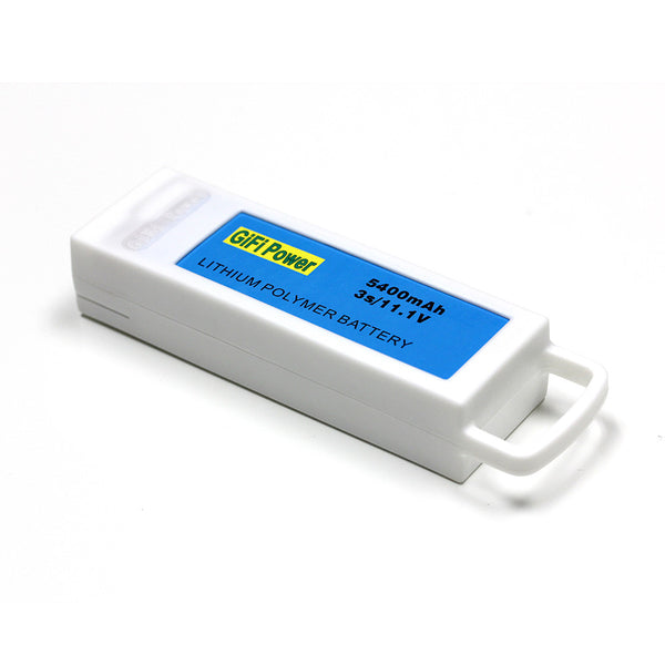 For YUNEEC 5400mAh 3S LiPo Flight Battery for Q500 Q500+ Q500+PRO 4K Quadcopter
