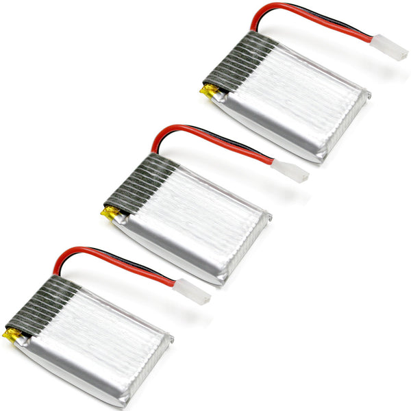 Rechargeable LiPo Battery 380mAh For HUBSAN X4 Hubsan H107C DFD F180 F180C
