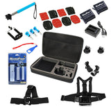 20 in 1 Sports Outdoor Bundle + Free Cleaning Kit For GoPro HERO4