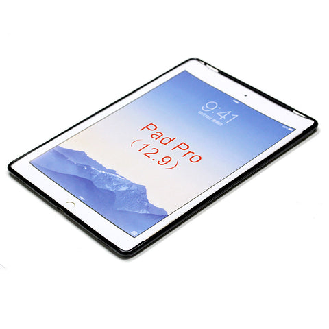 Premium Thin Soft TPU Gel Skin Protective Slim Case for Apple iPad Pro 12.9""