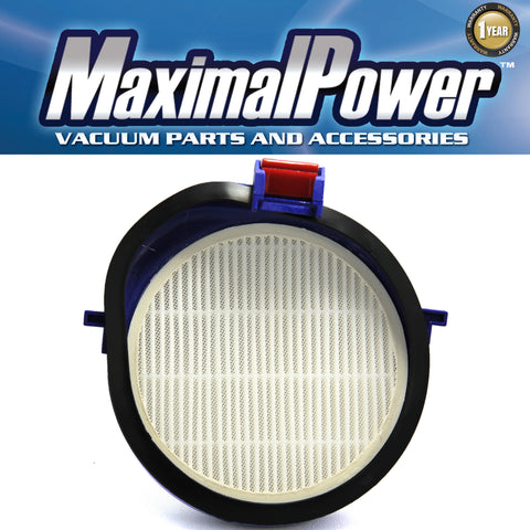MaximalPower™ Quality Pre Post Motor Exhaust Filter for Dyson DC24 Uprights Part# 915928-12