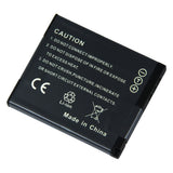 Replacement Battery for Panasonic DMW-BCL7, DMW-BCL7E, DMW-BCL7PP