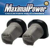 MaximalPower Dirt Devil Versa Power M083405 Vacuum Allergen Dust Cup Filter -F25