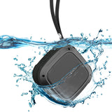Portable Bluetooth Wireless Speaker IPX7 Waterproof Swim Shower for Indoor & Outdoor with Power Bank