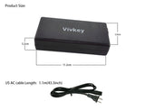 New Vivkey 65W Laptop AC Adapter with 5.5x2.5mm Tip Size