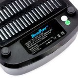 Two-Way Radio Battery Dual Charger for KENWOOD Radio Batteries