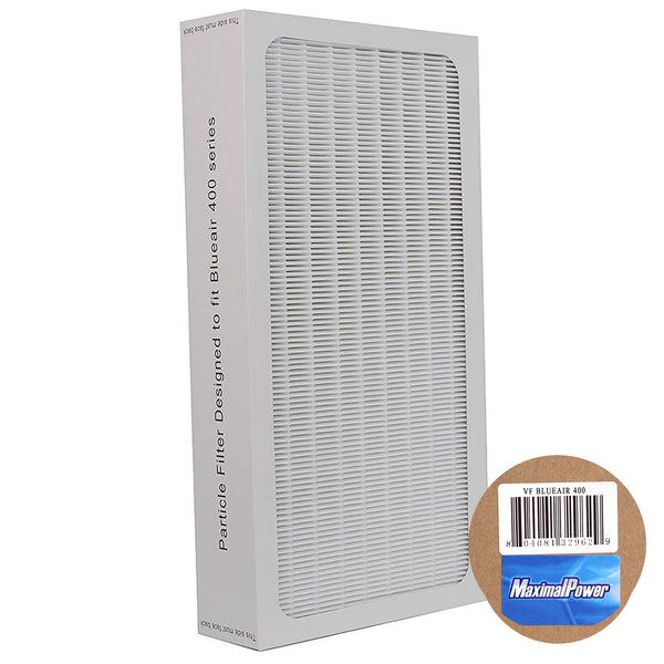 Replacement HEPA Filter for Blueair 400 Series Air Purifiers