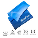MaximalPower Bandana Face Mouth Cover Neck Gaiter Dust Smoke UV Ray Protection