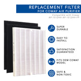 MaximalPower Replacement Filter for Coway AP-1512HH AP-1512HH-FP Air Purifier