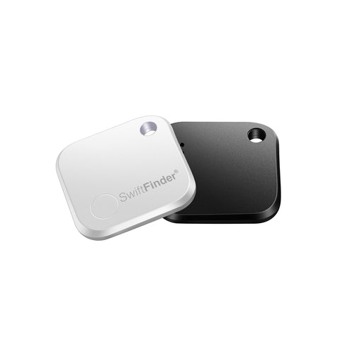SwiftFinder Anti-Theft Bluetooth Smart Tag + Key Locator for Phone, Wallet & Luggage w/ App Control