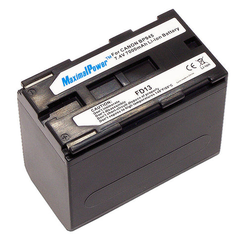 Camcorder Battery For CANON BP-945 BP945