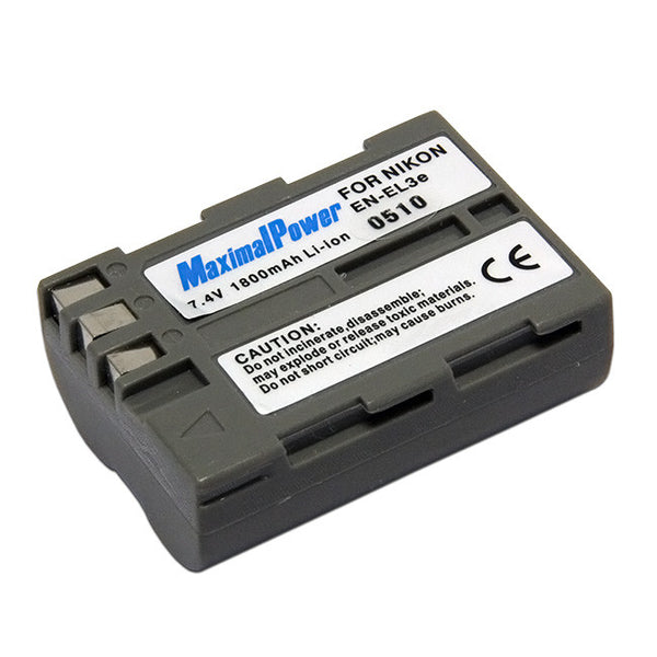 Camera Battery For Nikon EN-EL3e