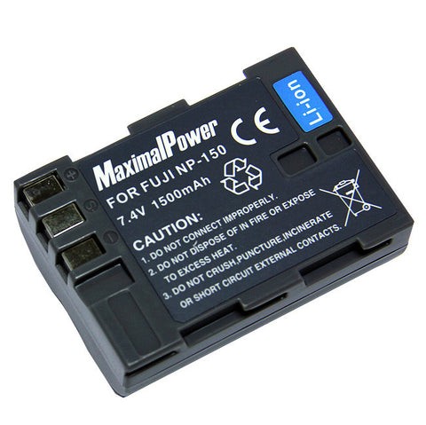 Camera Battery For FUJI NP-150