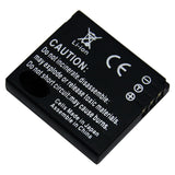 Camera Battery for PANASONIC DMW-BCE10 CGA-S008
