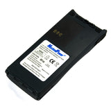 MaximalPower Replacement Battery PMNN4018 For Motorola CT250 CT450 2-Way Radios