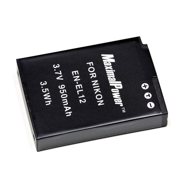 Camera Battery For Nikon EN-EL12