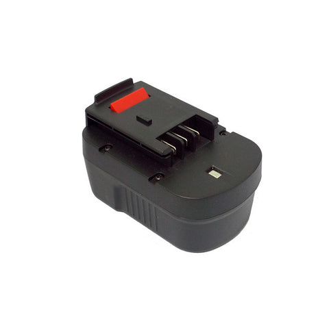 Power Tool Battery For BLACK & DECKER 14.4V & FIRESTORM FS140BX
