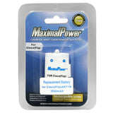 MaximalPower Replacement Battery for Flip Camcorder ABT1W