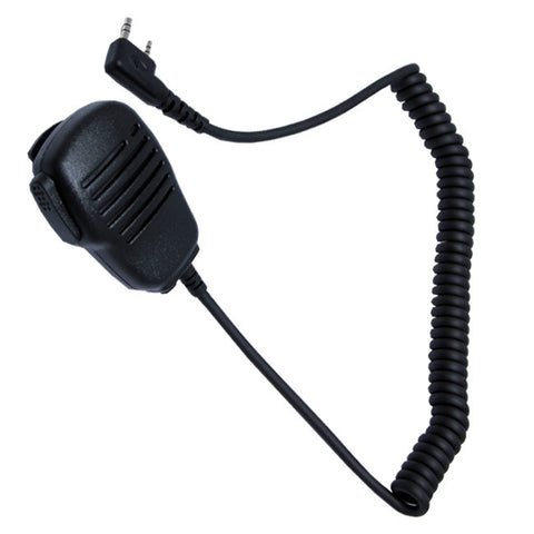 Palm Speaker Mic for Kenwood HRM16 Two-Way Radio