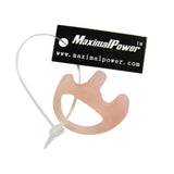 LEFT Medium Replacement Earmold Earbud for Two-Way Radios